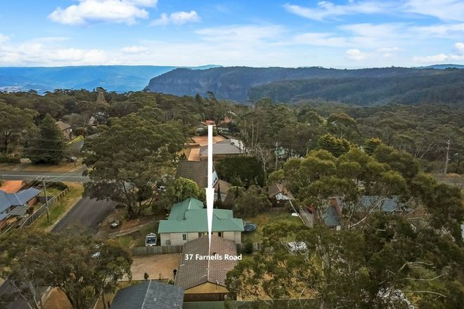 Picture of 37 Farnells Road, KATOOMBA NSW 2780
