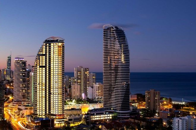 Picture of 20803/21 Elizabeth Avenue, BROADBEACH QLD 4218