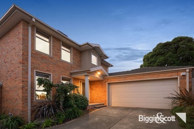 Picture of 3/63 Beverley Street, DONCASTER EAST VIC 3109
