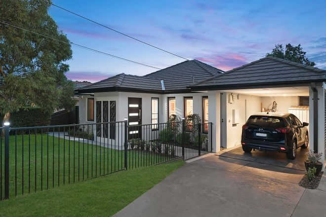 Picture of 1/43 Briggs Street, MOUNT WAVERLEY VIC 3149