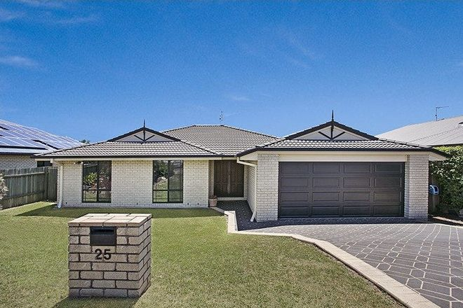 Picture of 25 Balonne Drive, GLENVALE QLD 4350