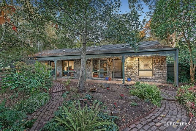 Picture of 18 Mast Gully Road, UPWEY VIC 3158