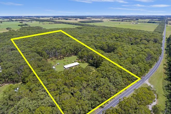 Picture of 2765 Cobden-Warrnambool Road, NARINGAL EAST VIC 3277