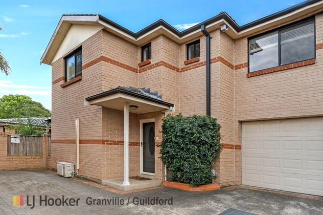 Picture of 4/5-7 Constance Street, GUILDFORD NSW 2161