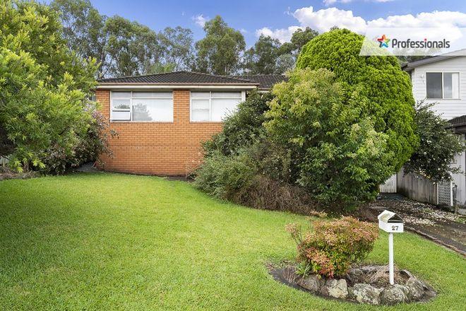 Picture of 27 Phoenix Crescent, CASULA NSW 2170