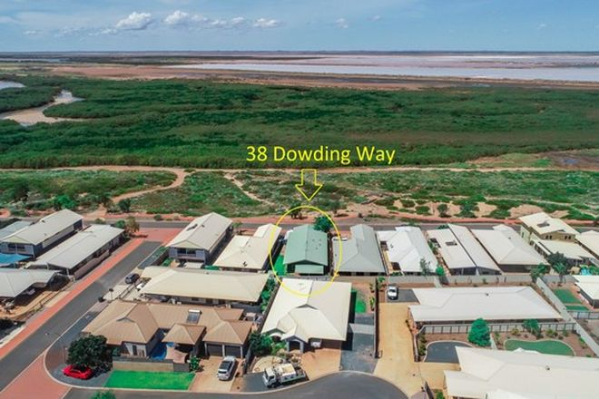 Picture of 38 Dowding Way, PORT HEDLAND WA 6721