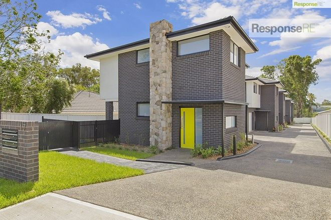 Picture of 1/17 Jamison  Road, KINGSWOOD NSW 2747