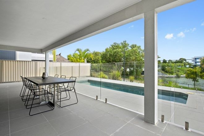 Picture of 9 Jurien Crescent, VARSITY LAKES QLD 4227