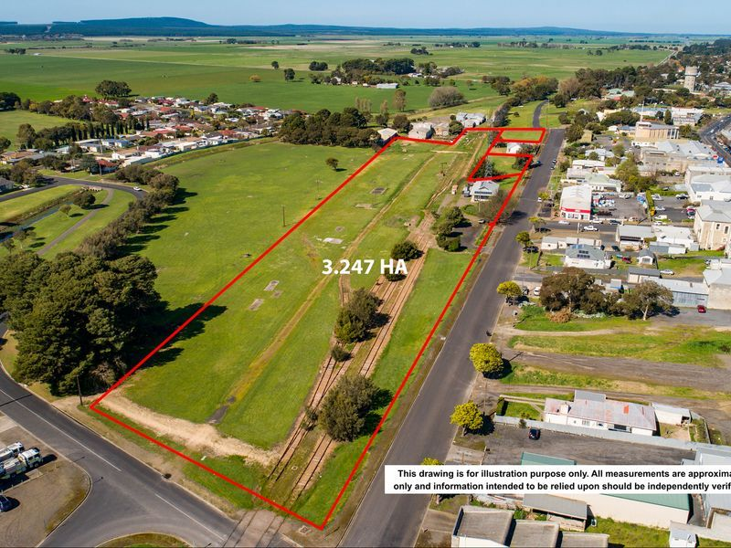 Lot 1 1058-1075,Towers Rd Railway Terrace, Millicent SA 5280, Image 0