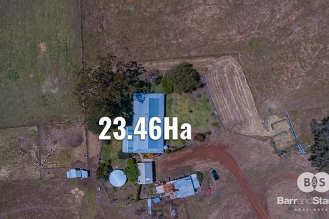 Picture of 2141 Goodwood Road, PAYNEDALE WA 6239