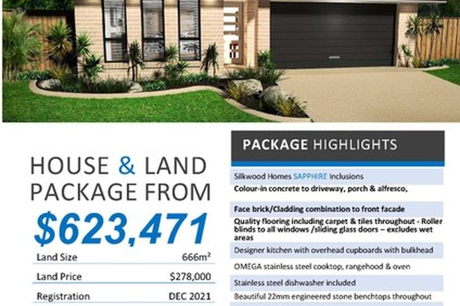 Picture of Lot 224 Hidden Valley, CHILCOTTS GRASS NSW 2480