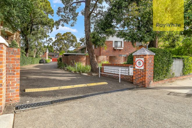 Picture of 12/35 Victoria Road, PARRAMATTA NSW 2150