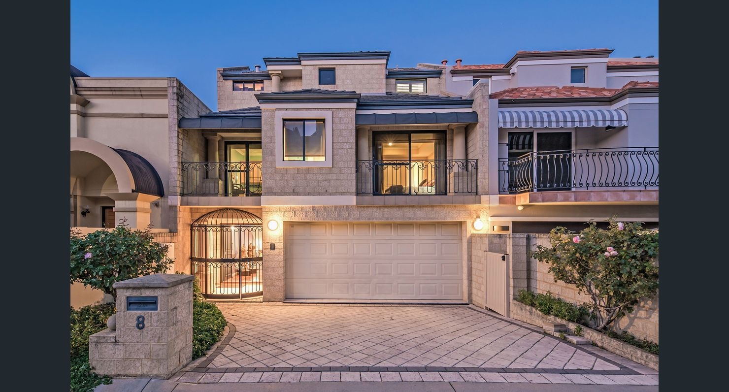 8 Vanguard Terrace, East Perth WA 6004, Image 0