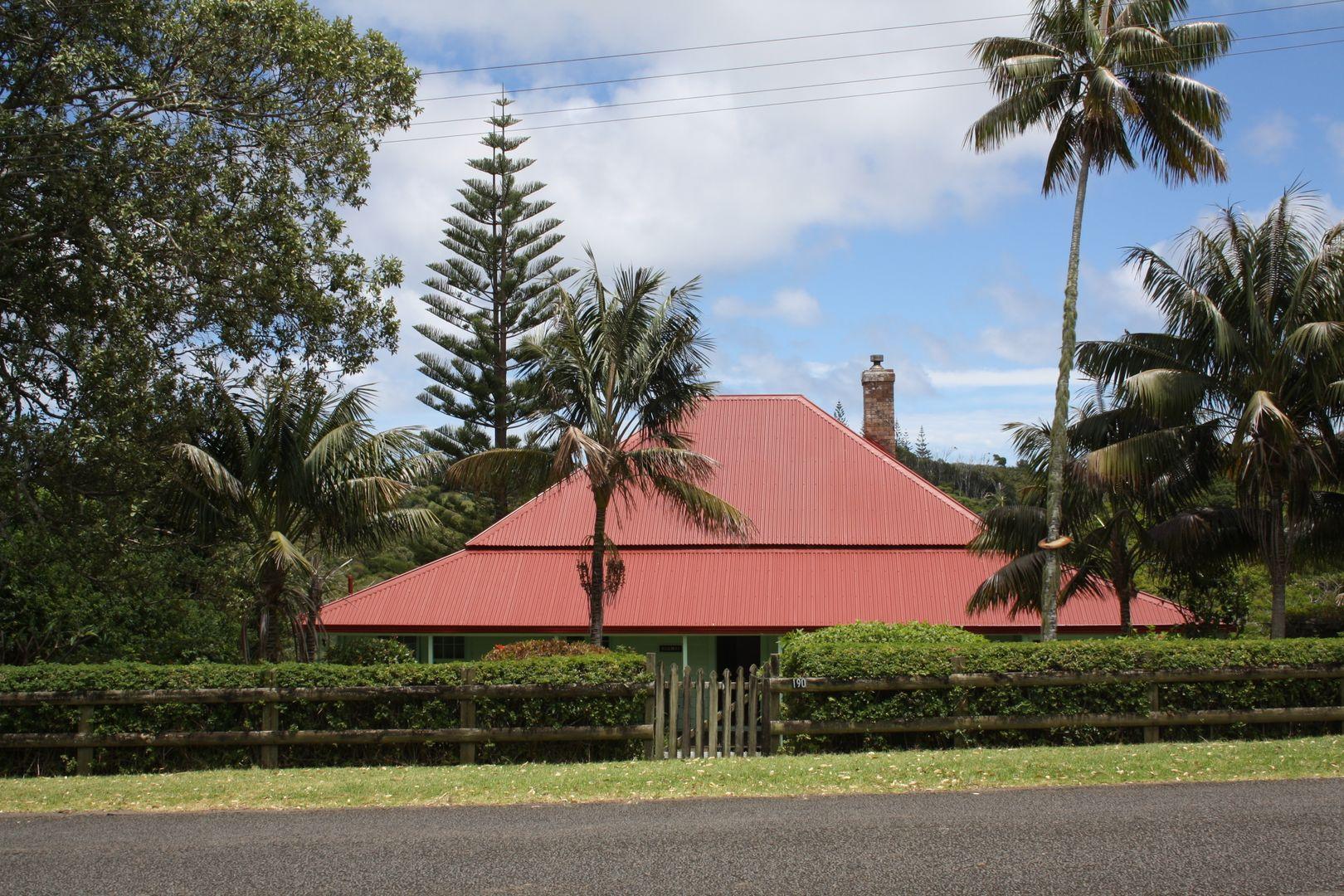 190 Taylors Road, Norfolk Island NSW 2899, Image 0
