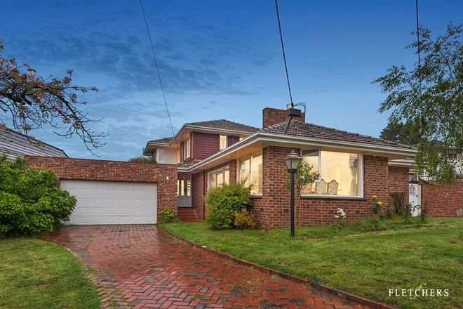 Picture of 9 Yvonne Court, WHEELERS HILL VIC 3150
