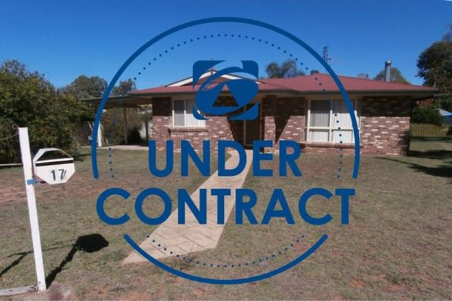 Picture of 17 Beasley Street, CHINCHILLA QLD 4413