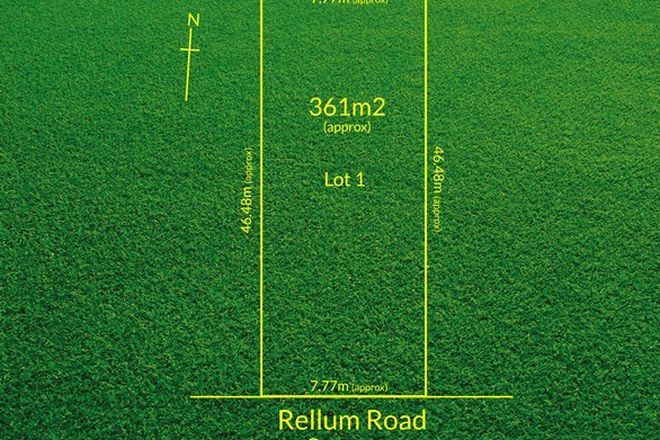 Picture of Lot 1/45 Rellum Road, GREENACRES SA 5086