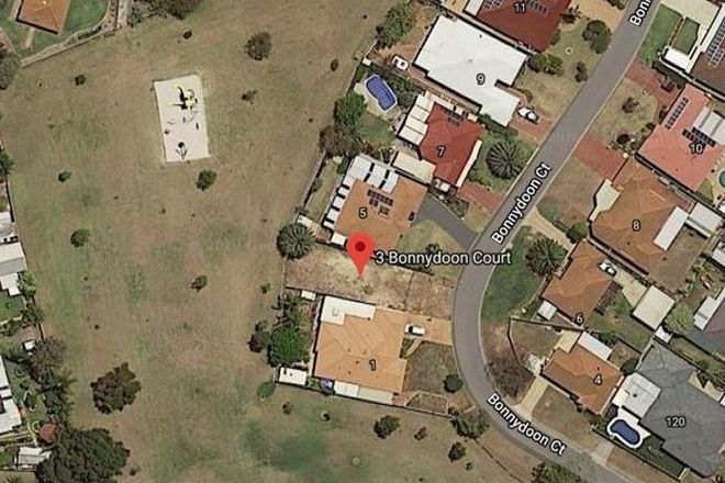 Picture of 3 Bonnydoon Court, COOLOONGUP WA 6168