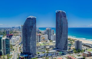 Picture of 2503/3 Oracle Boulevard , Broadbeach QLD 4218