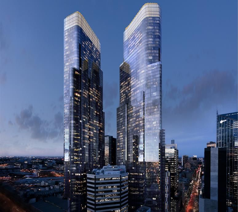 2 bedrooms New Apartments / Off the Plan in 4602/Queens Place at Queen Street MELBOURNE VIC, 3000