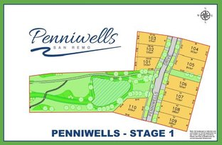 Picture of Lot 104 Penniwells Drive, San Remo VIC 3925
