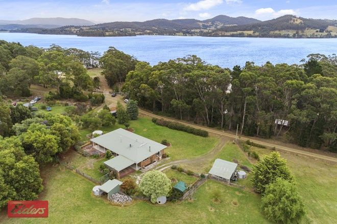 Picture of 17 Glovers Road, DEEP BAY TAS 7112