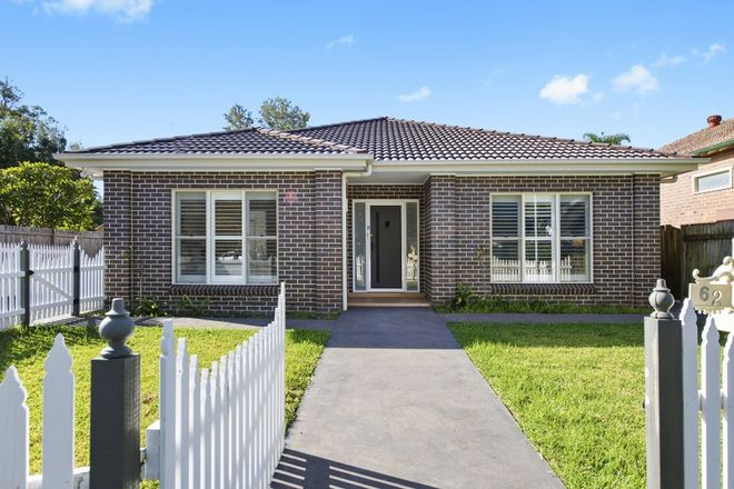 Picture of 62 Pretoria Parade, HORNSBY NSW 2077