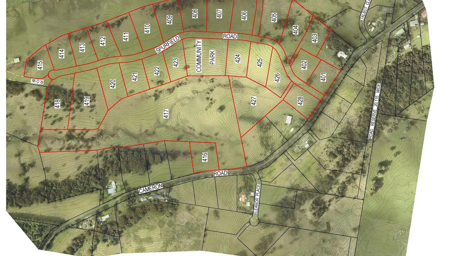 Lot 427 Cameron Park, McLeans Ridges NSW 2480, Image 2