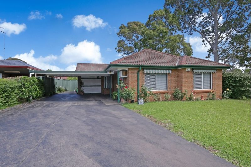 7 Buckland Road, St Clair NSW 2759, Image 0