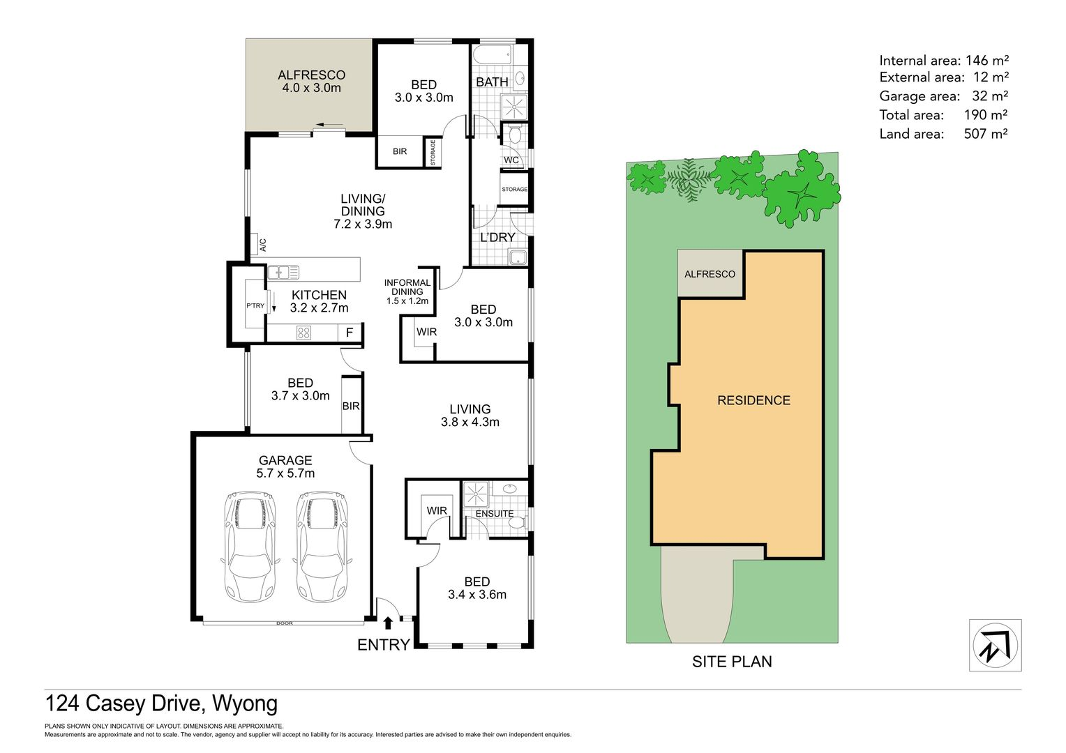 124 Casey Drive, Wyong NSW 2259, Image 2