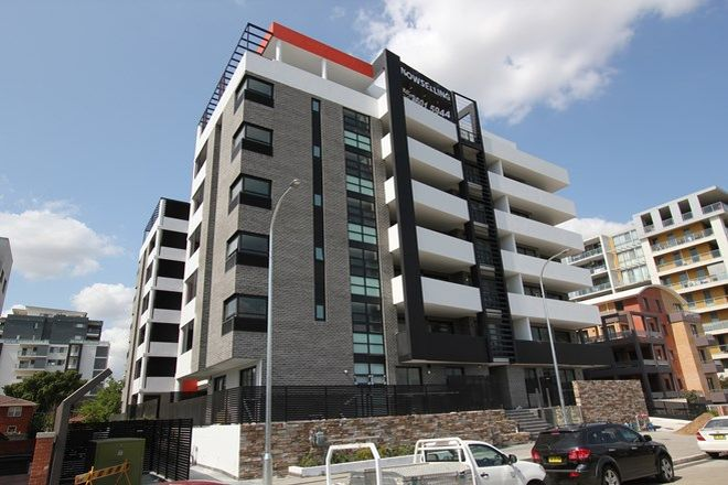 Picture of 11A/4-6 Castlereagh Street, LIVERPOOL NSW 2170