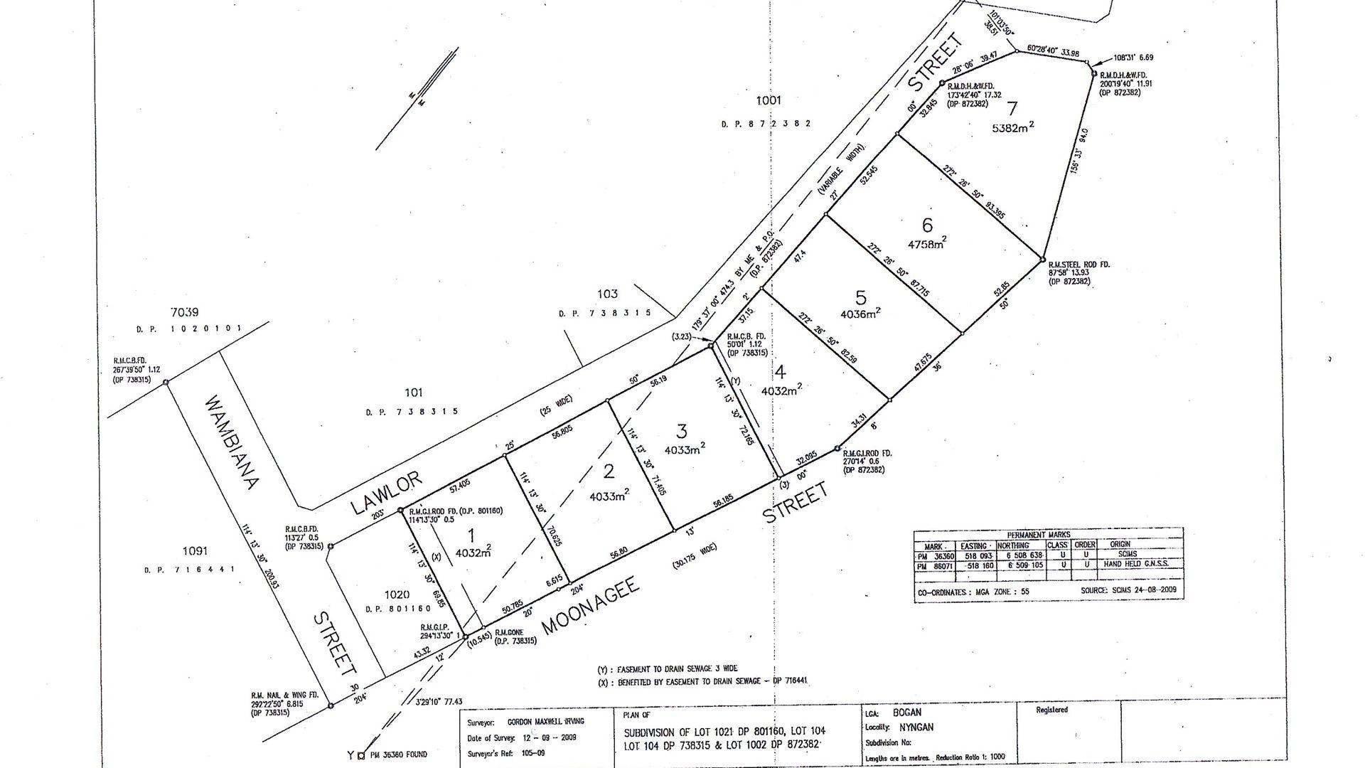Lot 3, 4 & 5 Lalor, Nyngan NSW 2825, Image 1