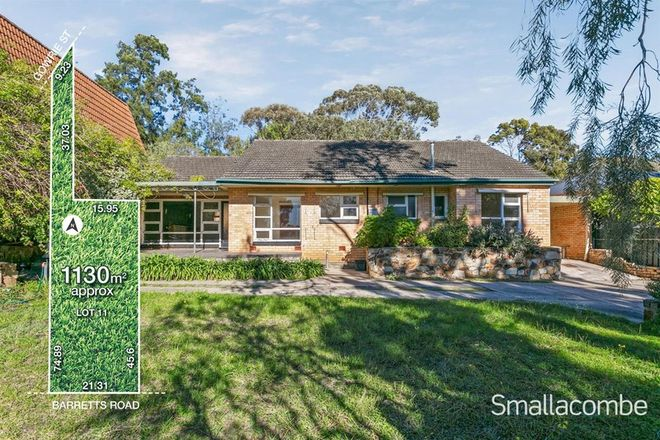 Picture of 32 Barretts Road, TORRENS PARK SA 5062