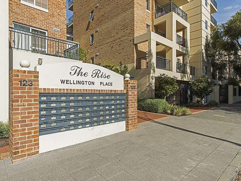 46/123 Wellington Street, East Perth WA 6004, Image 1