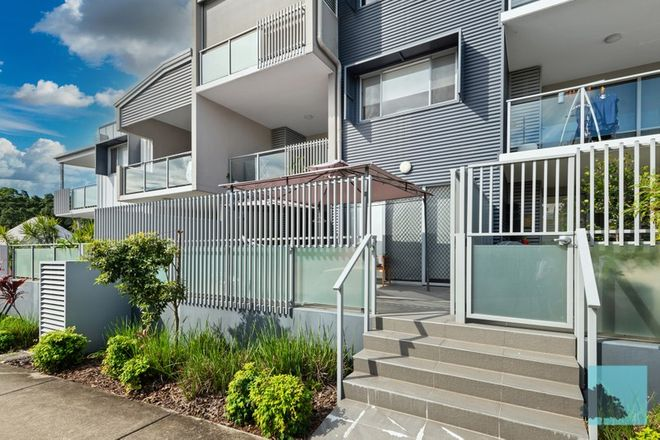 Picture of 102/6 Victoria  Street, KELVIN GROVE QLD 4059
