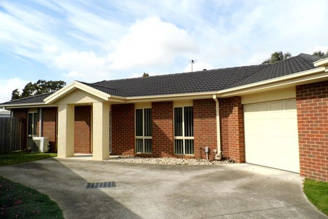 Picture of 3/11 BROADFORD COURT, TRARALGON VIC 3844