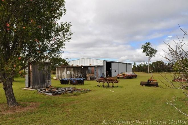 Picture of 1007 - 1013 Gatton Esk Road, SPRING CREEK QLD 4343