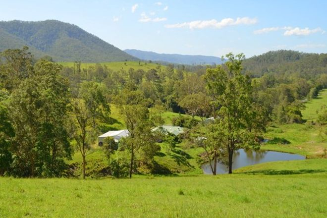Picture of 337 Aherns Road, CONONDALE QLD 4552