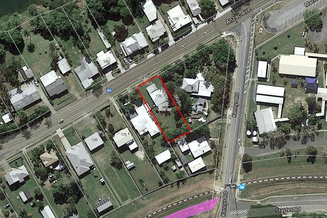 Picture of 173 Anzac Avenue, MARIAN QLD 4753