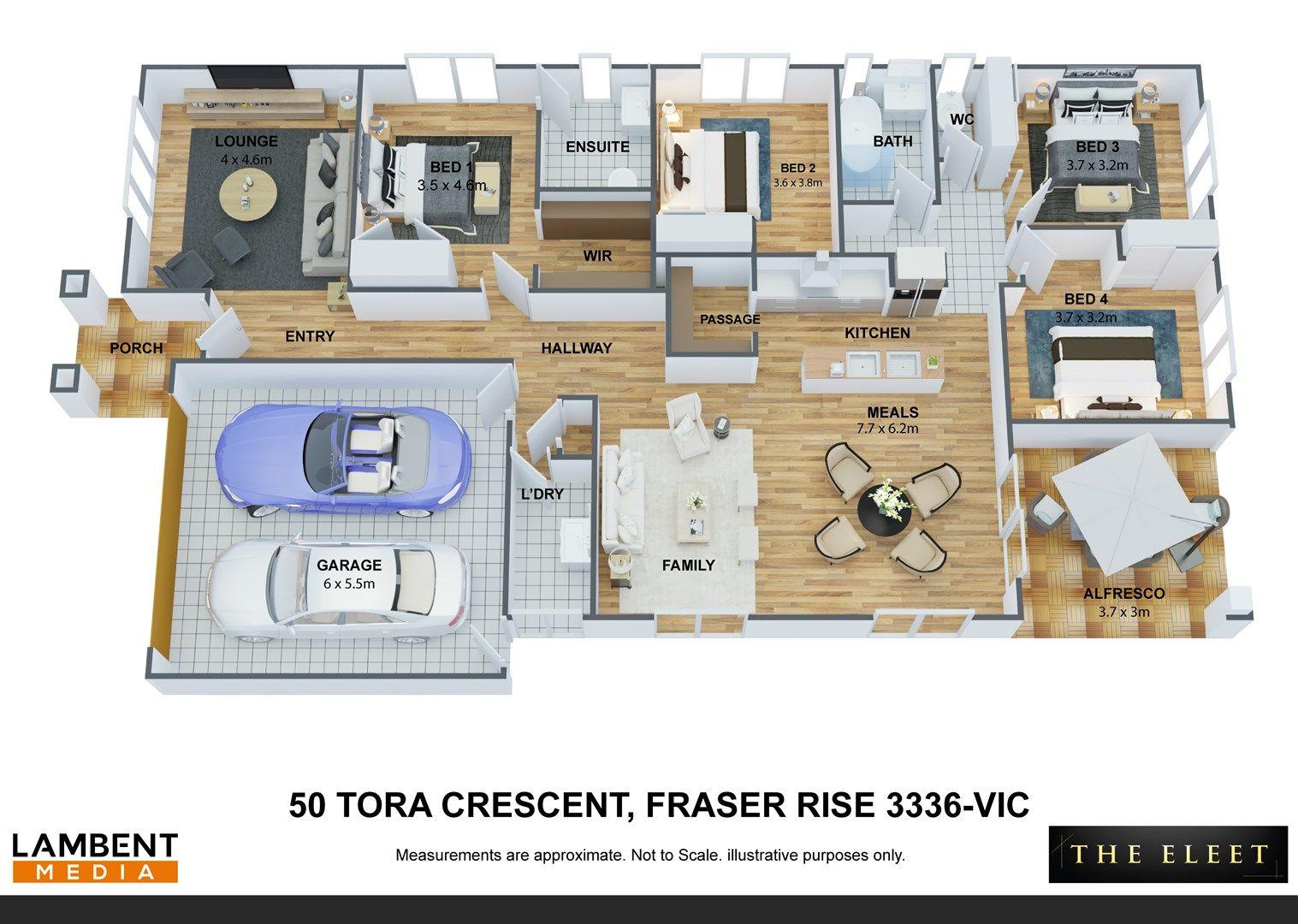 50 Tora crescent, Fraser Rise VIC 3336, Image 0