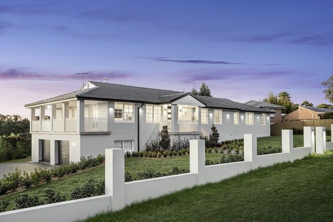 Picture of 17 Davis Place, GLENHAVEN NSW 2156