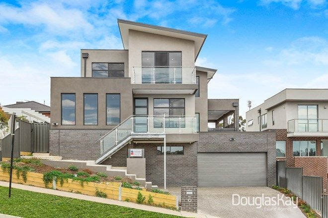 Picture of 45 Rice Flower Road, SUNSHINE NORTH VIC 3020