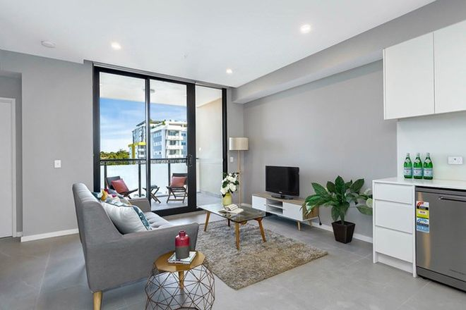 Picture of 603/26 Parnell Street, STRATHFIELD NSW 2135
