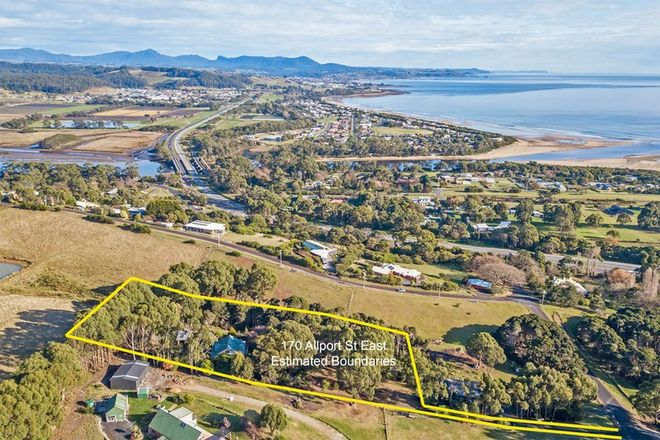 Picture of 170 Allport St E, LEITH TAS 7315