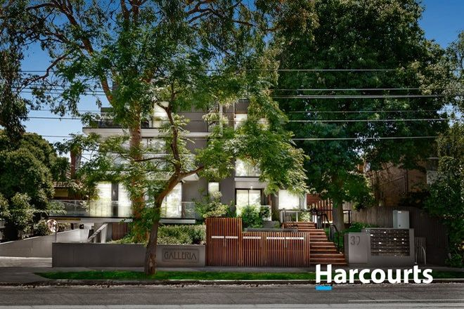 Picture of G06/39 Riversdale Road, HAWTHORN VIC 3122