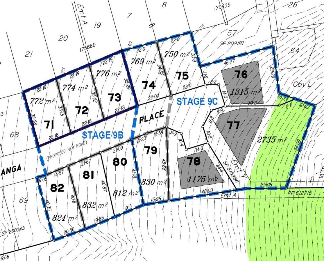Lot 72 Macaranga Place, Taranganba QLD 4703, Image 2