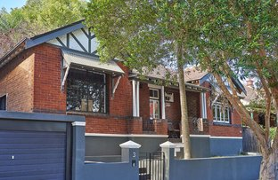 Picture of 3 & 3a Hunter Street, Lewisham NSW 2049