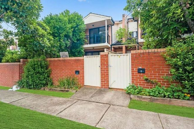 Picture of 4/162 William Street, GRANVILLE NSW 2142