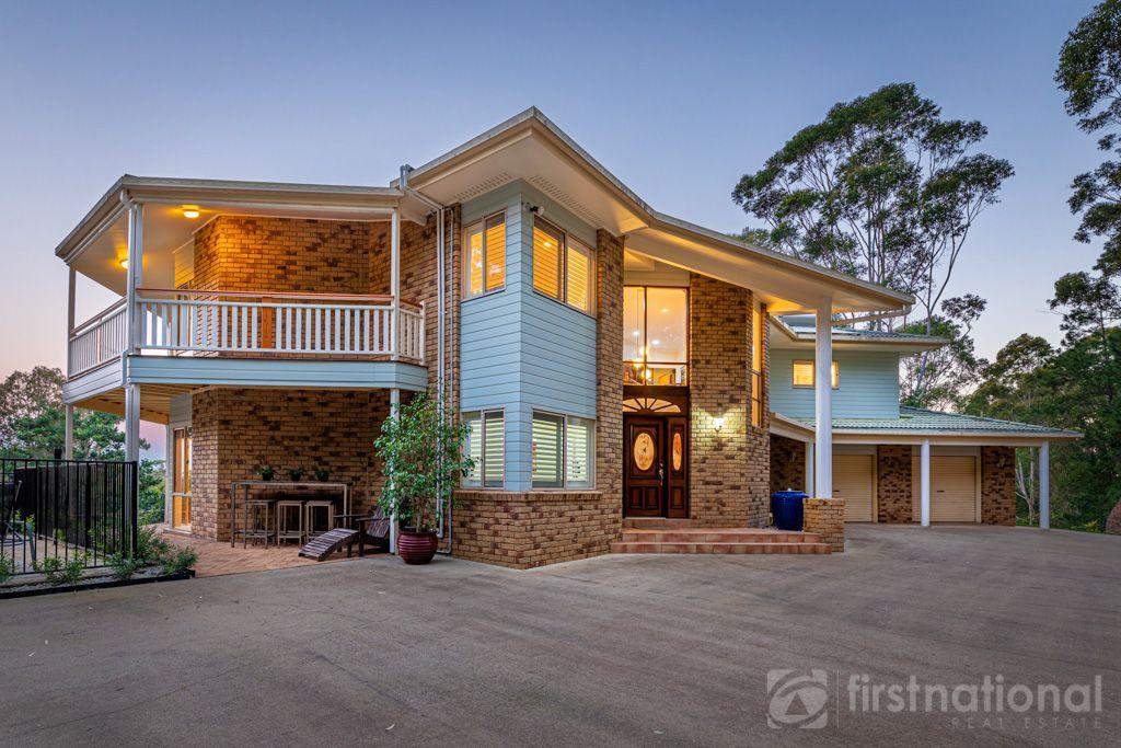 358 Candle Mountain Drive, Crohamhurst QLD 4519, Image 2