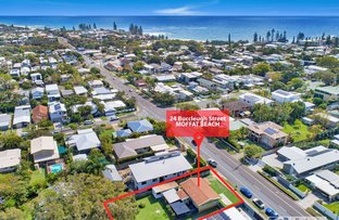Picture of 24 Buccleugh Street, Moffat Beach QLD 4551